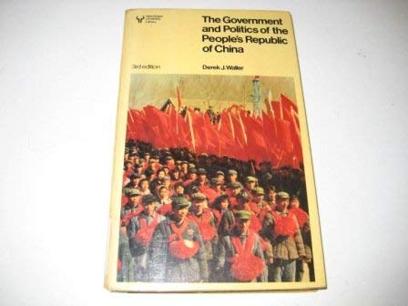 9780091443009: Government and Politics of the People's Republic of China