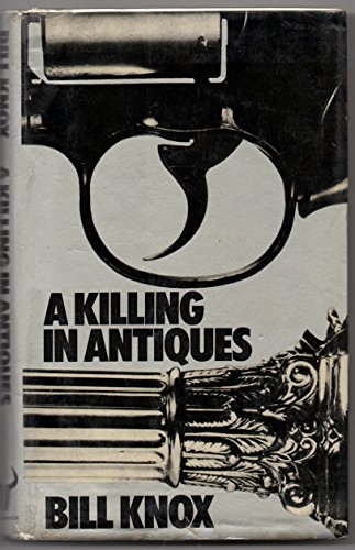 9780091444204: Killing in Antiques