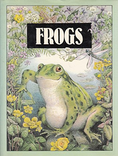 9780091445904: Frogs (The Leprechaun library)