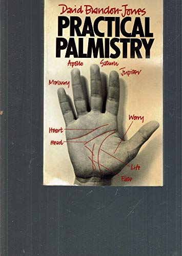 9780091448318: Practical palmistry