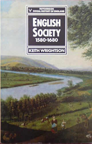 9780091451714: English Society, 1580-1680