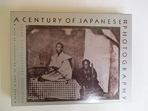 9780091455002: A Century of Japanese Photography