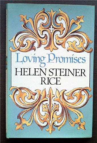 9780091459604: Loving Promises
