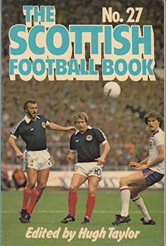 9780091460914: The Scottish Football Book No. 27