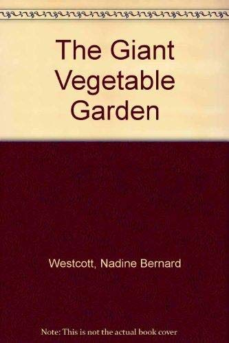 9780091466305: The Giant Vegetable Garden
