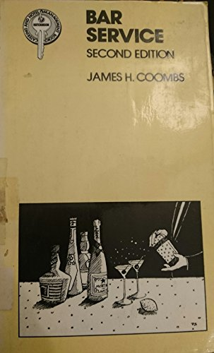 Bar service: COOMBS, James H.