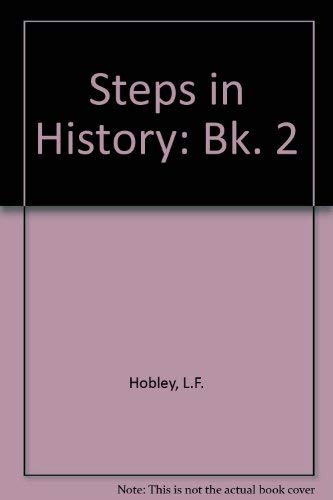 9780091489915: Steps in History: Bk. 2