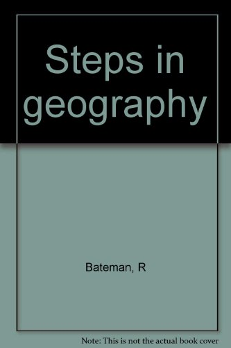9780091491314: Steps in geography