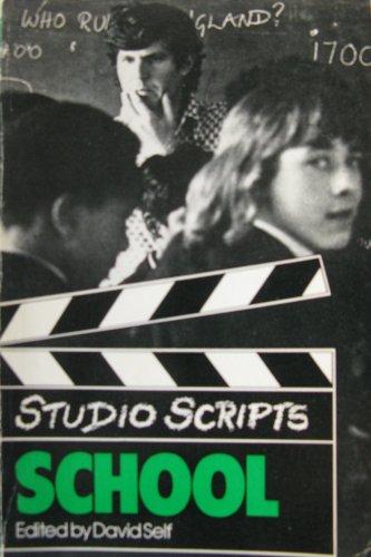 9780091492717: Studio Scripts: School