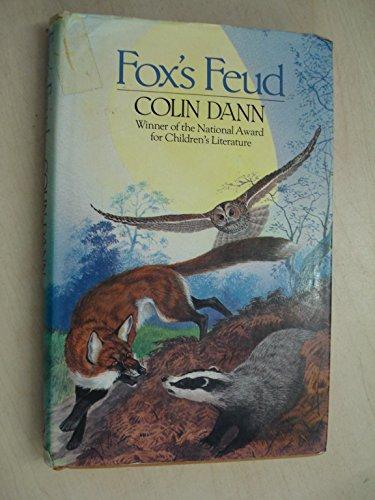 9780091494001: Fox's Feud