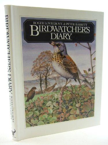 9780091494902: Bird Watcher's Diary