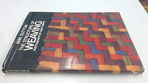 9780091495008: The Structure of Weaving.