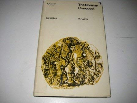 9780091495305: The Norman Conquest ([Hutchinson university library])