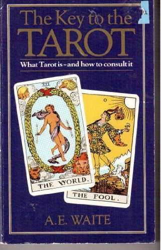 9780091495718: The Key to the Tarot