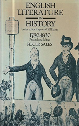 9780091498313: English Literature in History: 1780-1830: An Equal, Wide Survey
