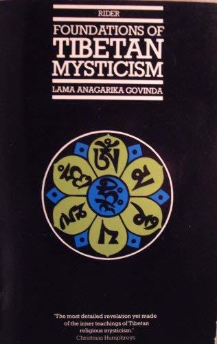 9780091500313: Foundations of Tibetan Mysticism (Rider Pocket Editions)