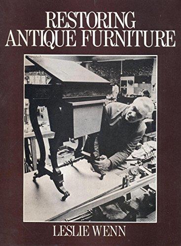 9780091508418: Restoring Antique Furniture