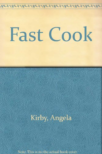 9780091508906: Fast Cook
