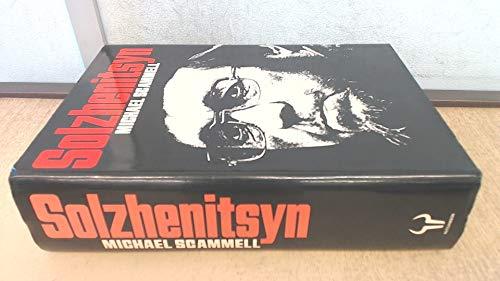 9780091512804: Solzhenitsyn: A Biography