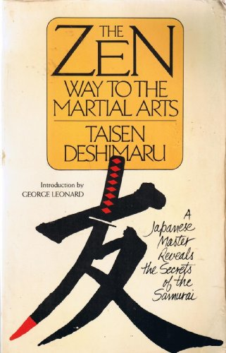 9780091519810: The Zen Way to the Martial Arts