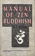 Manual of Zen Buddhism (Rider pocket editions): Suzuki, Daisetz Teitaro
