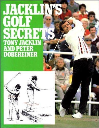 9780091524401: Jacklin's Golf Secrets