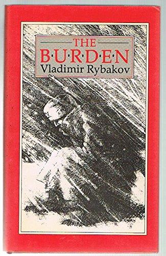 9780091525200: The Burden