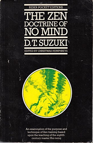 9780091529710: The Zen Doctrine of No Mind: The Significance of the Sutra of Hui-Neng (Wei-Lang