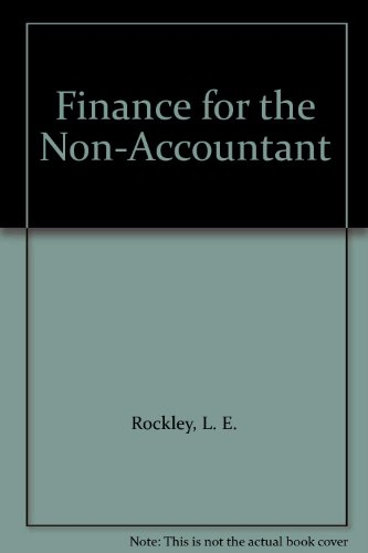 9780091530914: Finance for the Non-accountant