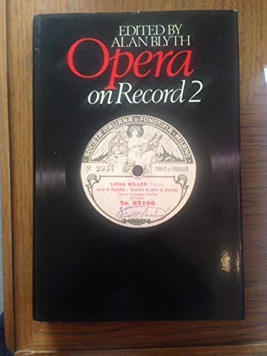 9780091531201: Opera on Record: v. 2