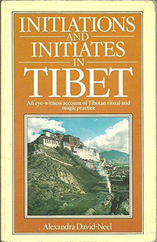 9780091540111: Initiations and Initiates in Tibet