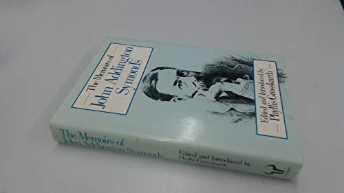 The Memoirs: Symonds, John Addington