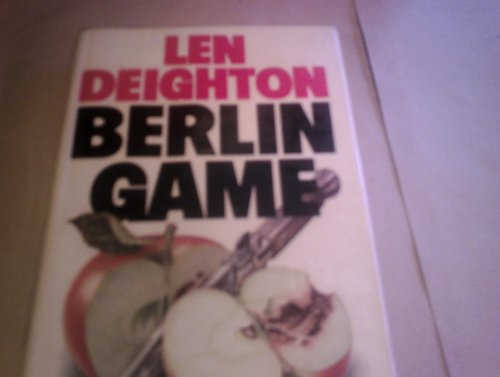 9780091541903: BERLIN GAME.