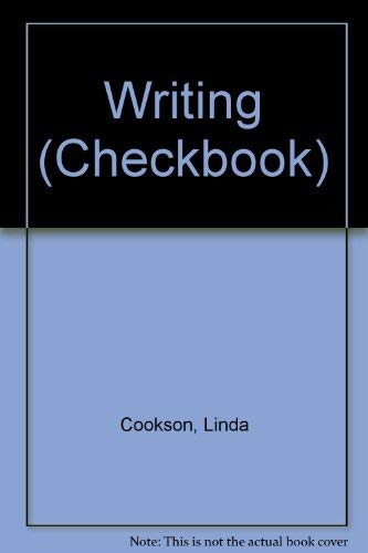Writing (Checkbook) (0091547016) by Cookson, Linda
