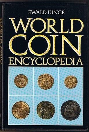 9780091551407: World coin encyclopedia