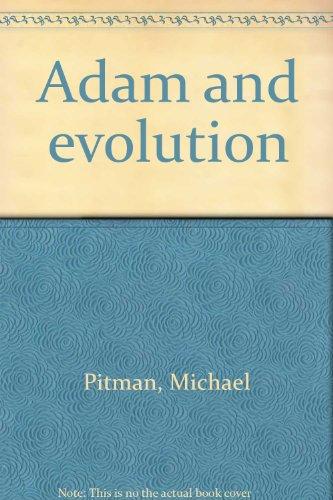 9780091553913: Adam and evolution