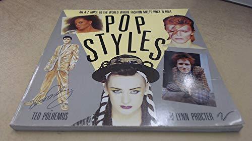 9780091558017: Pop styles