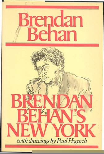 9780091558710: Brendan Behan's New York