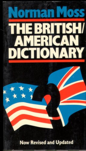 9780091562212: British-American Dictionary