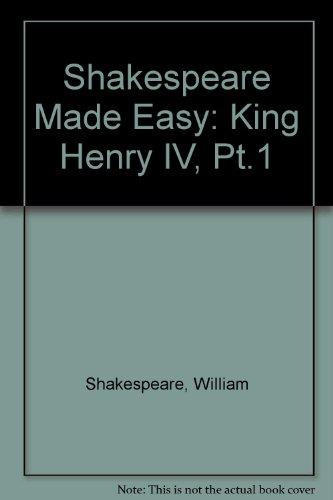 9780091564315: Shakespeare Made Easy (Pt.1)