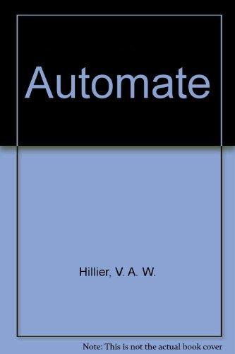 9780091568214: Automate