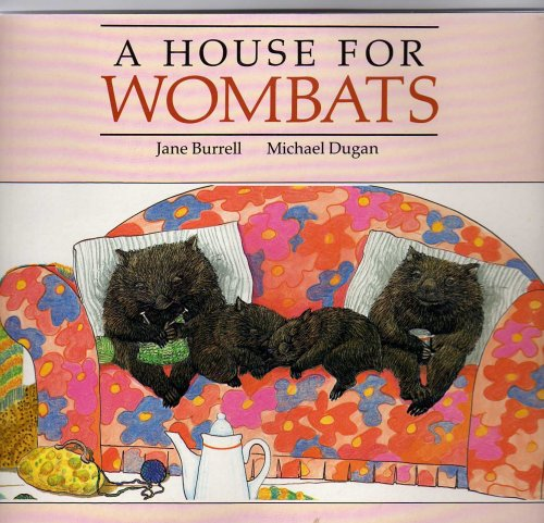 9780091570019: A House For WOMBATS(A Red Fox Picture Book)