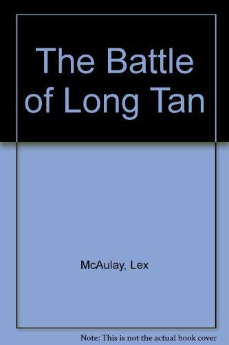 9780091571801: The Battle of Long Tan