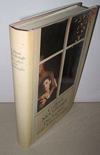 9780091573904: Die Ladies von Missalonghi : Roman.