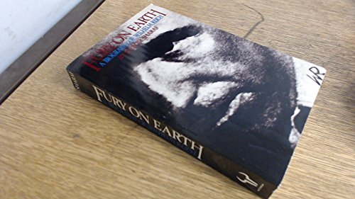 9780091587314: Fury on Earth: Biography of Wilhelm Reich