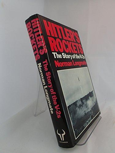 9780091588205: Hitler's Rockets: Story of the V-2's