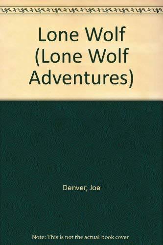 9780091589301: Lone Wolf (Lone Wolf Adventures)