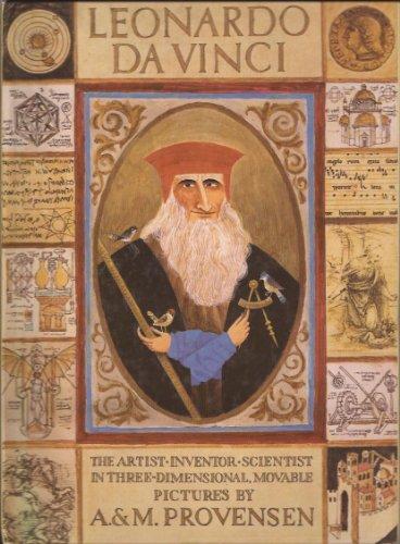 9780091591106: Leonardo Da Vinci: A Pop-up Book