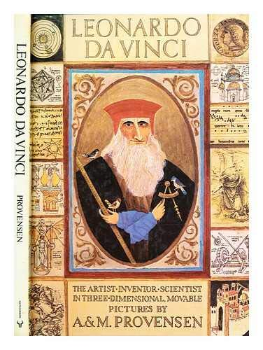 Leonardo Da Vinci: A Pop-up Book: Alice Provensen; Martin