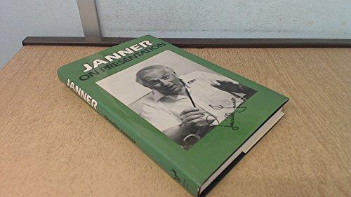 9780091591700: Janner on Presentation